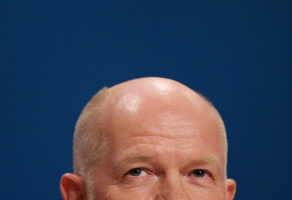 William Hague: 'No One Has Absolute Right To Privacy'